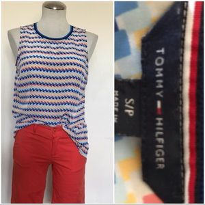Tommy Hilfiger sleeveless top